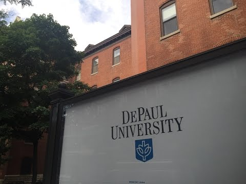 A Tour of DePaul University