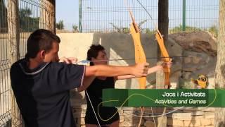 Activitats al Camping Bungalow Park Serra de Prades