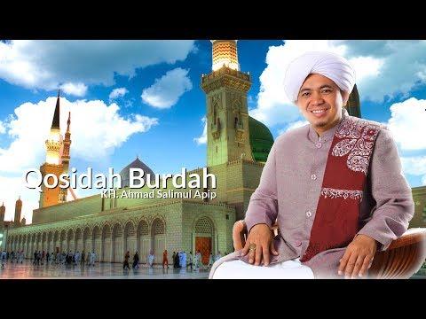 Qosidah Burdah : KH Ahmad Salimul Apip