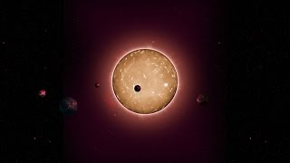 Kepler-444 - NASA Discovers Ancient System with Five Small Planets