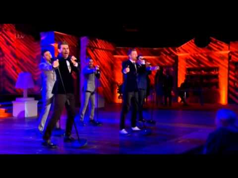 The Overtones   'Teenager In Love' Live on The Alan Titchmarsh Show