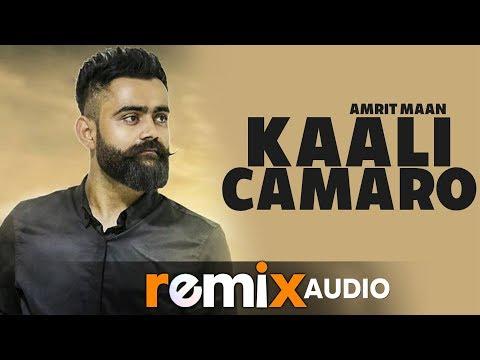 Kaali Camaro (Audio Remix) | Amrit Maan Feat Deep Jandu | Latest Remix Songs 2019 | Speed Records