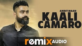 Kaali Camaro (Audio Remix) | Amrit Maan Feat Deep Jandu | Latest Remix Songs 2019 | Speed Records
