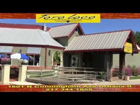 Toro Loco Mexican Restaurant in Urbana Illinois