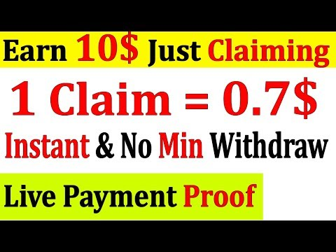 New Best Earning Website | Earn Money Just Claiming Token | Getzen | Without Investment | In 2020