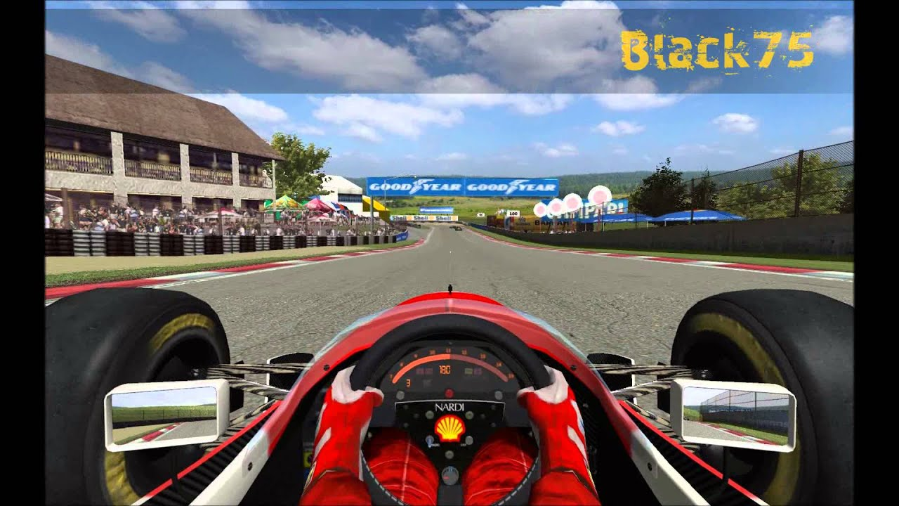 Rfactor F1 1993 >> rFactor: F1-S-R F1-1993 LE - Kyalami 10 Laps Race! - YouTube