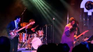 "Irma Thomas ""Wish Someone Would Care / We Got Something Good"" [Madrid 26/09/2014]"
