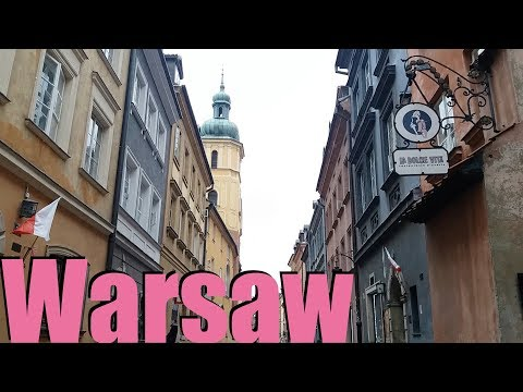 WARSAW, Poland in 24 Hours