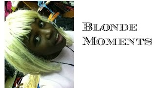 Blonde Moments Thumbnail