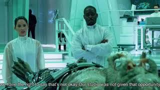Predator: Sterling K Brown Breaks Silence On Cut Scene, Supports Olivia Munn