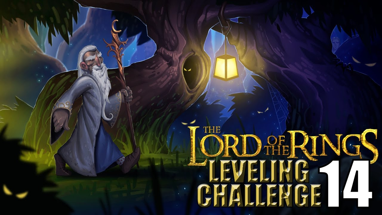 Lord Of The Rings Leveling Challenge