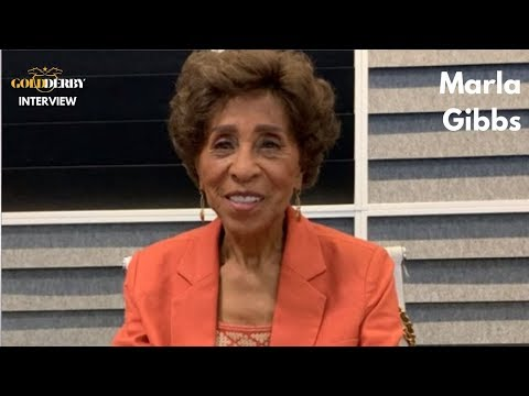 Marla Gibbs ('The Jeffersons') on keeping her return as maid Florence a secret and her joy watching 'daughter' Regina King win an Oscar [EXCLUSIVE VIDEO INTERVIEW]