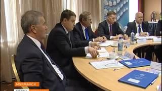 Заседание Совета промышленников и предпринимателей Мурманской области