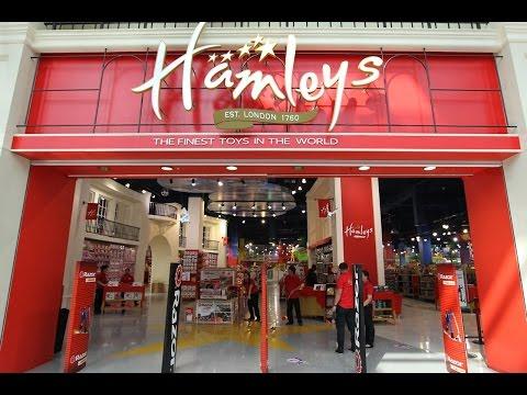 World of Toys in London Hamleys