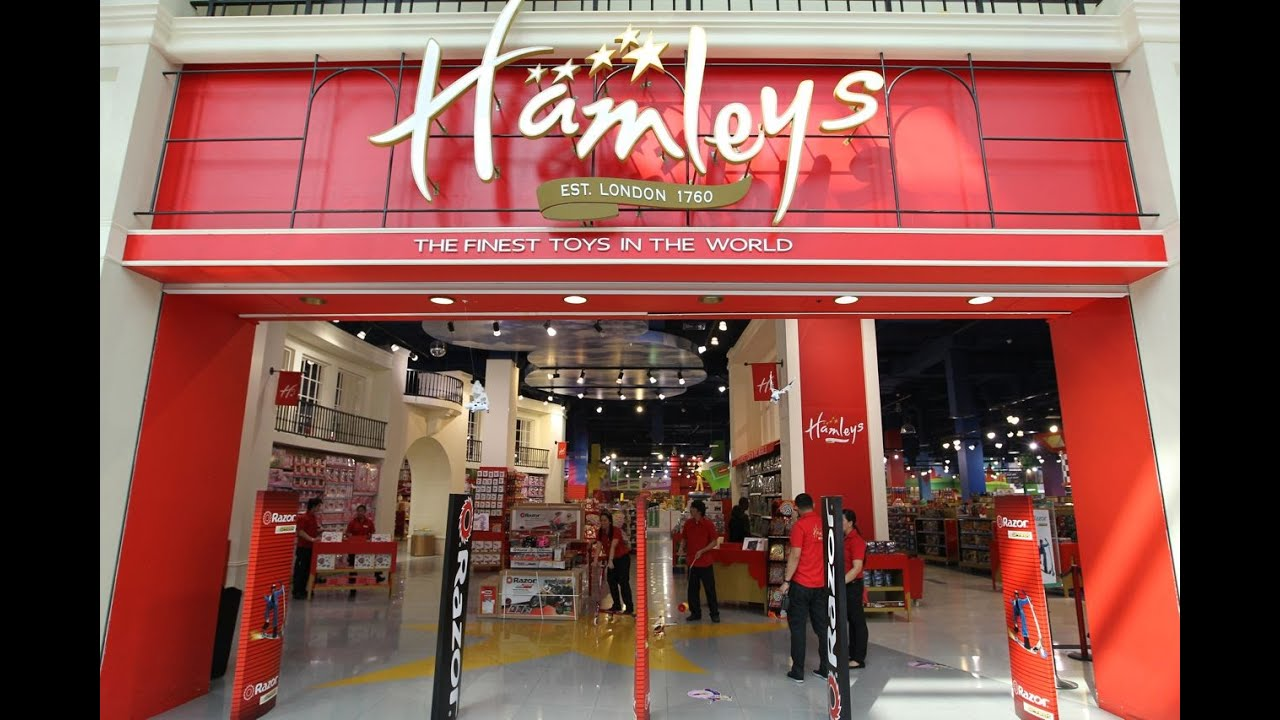Image result for hamleys london