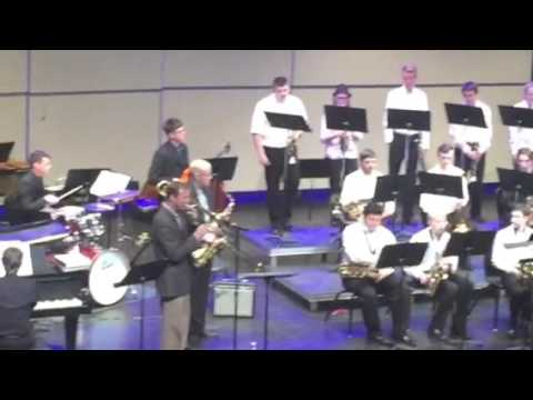 Camp Hill HS Jazz Band