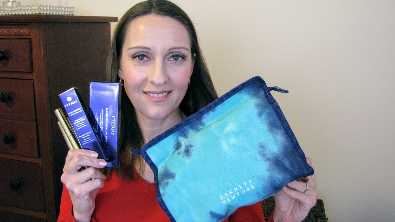 74d16e03a8 Unboxing  My Barneys Haul from the Love Yourself Beauty Bag Event Spring  2018