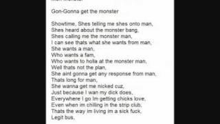 Giggs - Monsta Man (With Lyrics) Bayoz Muzik NOT DJ WHOOKID