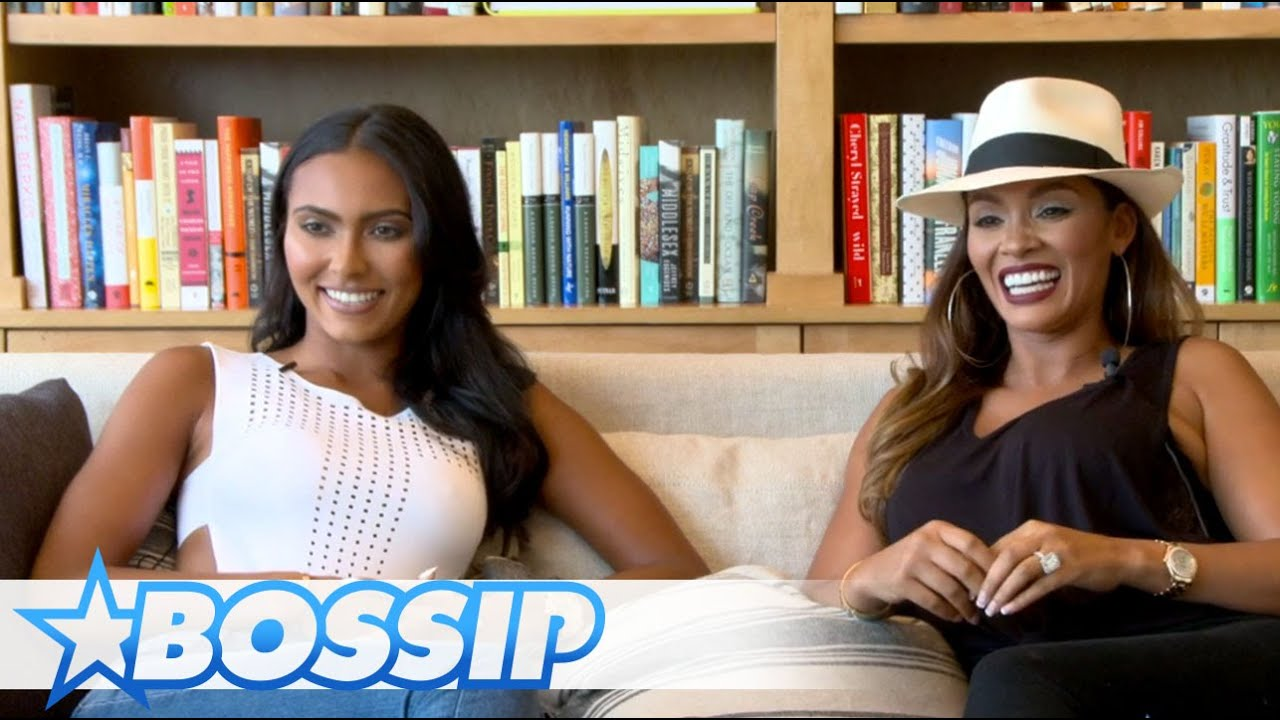 Evelyn Lozada And Shaniece Hairston Talk About Being Label ...