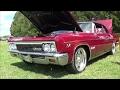 1966 Chevy Impala Super Sport Convertible Custom