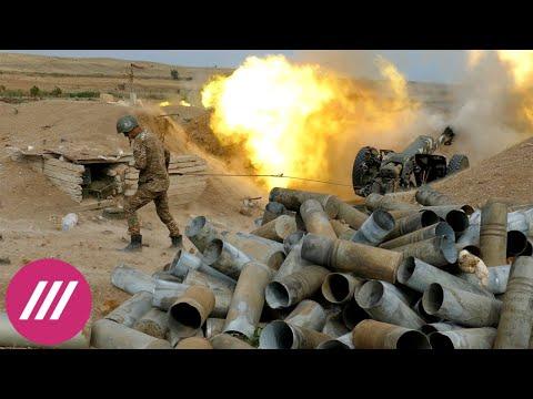 Война продолжается: когда ждать переговоров Армении и Азербайджана? // Дождь