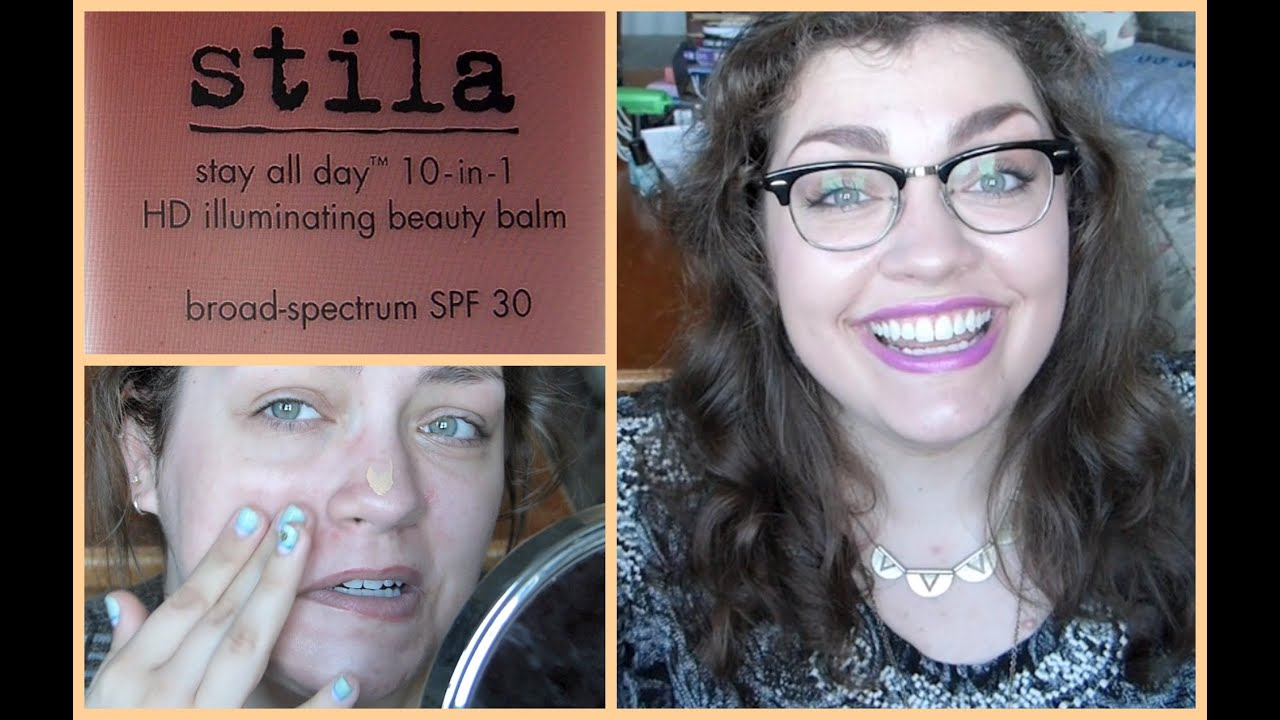 stila 10 in 1 beauty balm review