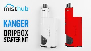 Kanger DripBox Starter Kit Video