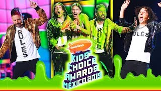 THE BEST MOMENTS KCA MEXICO 2019 - Our 1st SLIME shower