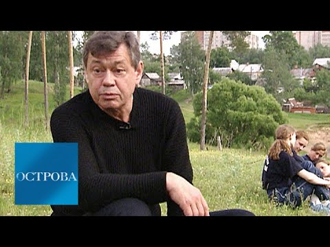 Николай Караченцов / Острова / Телеканал Культура
