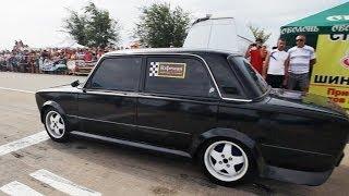 ВАЗ 2101 черная (Турбофлай, Кривой Рог)