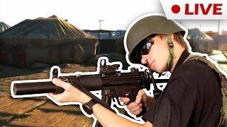 Metal Gear Solid V - #2 - RedCrafting Stream