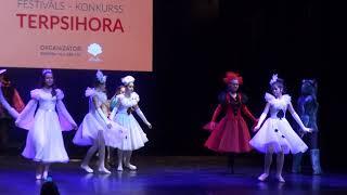 00018 Starptautiskajā horeogrāfijas konkursā-festivālā