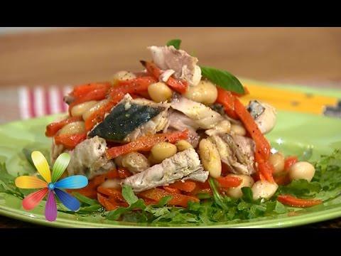 Диетический ужин: сытный салат с фасолью - Все буде добре - Выпуск 566 - Все будет хорошо 17.03.2015из YouTube · Длительность: 9 мин30 с