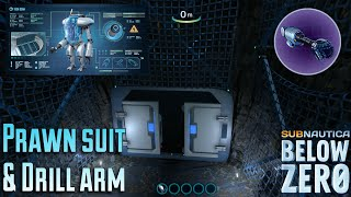 Prawn Suit Drill Arm Fragments | The Noob: Official