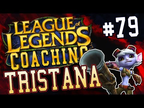 NEACE: TRISTANA ADC COACHING 79, SILVER, HOW TO GET A LEAD IN THE EARLY GAME