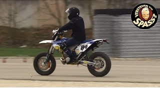 Die Motorradschülerin | Verstehen Sie Spaß?