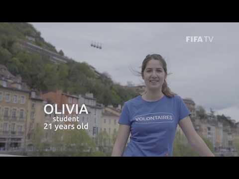 FIFA Women's World Cup™ Volunteers Dare To Shine - Grenoble