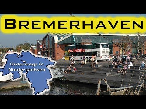 Bremerhaven - Unterwegs in Niedersachsen (Folge 14)