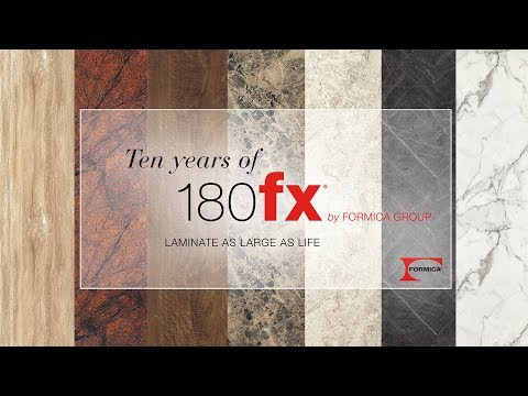 Ten years of 180fx® by Formica Group