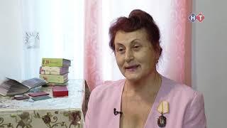 Ветераны НМТП Татьяна Васильевна Остапенко