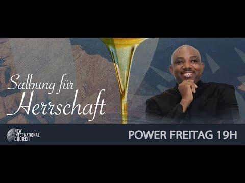 Herrschaft für Vermehrung / Dominion for Multiplication - Part 4 - Power Friday - John Sagoe