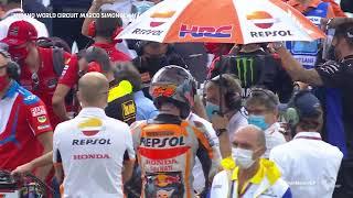 Live 📡: #MotoGP Race Build Up at the #SanMarinoGP 🇸🇲