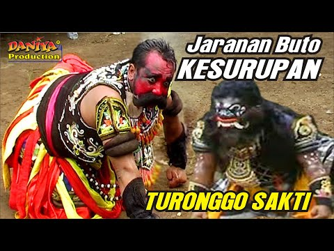 VIDEO JARANAN BUTO KESURUPAN By Daniya Shooting Siliragung