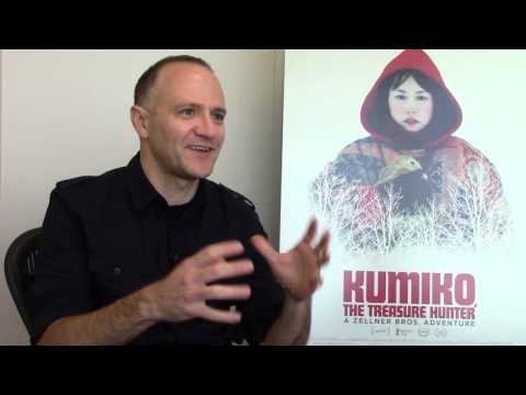 Kumiko, The Treasure Hunter: David Zellner Exclusive Interview Part 1