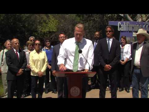 San Diego Region Mayors Unite to Promote Water Conservation
