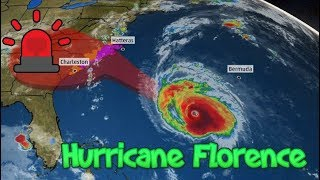 Hurricane Florence Live Streaming Online Satellite