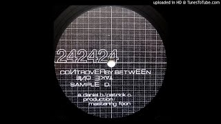 Front 242 ‎- Controversy Between (1983)