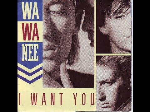 Wa Wa Nee -  Blush (Full Album) - 1989