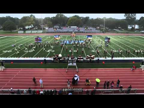 Naperville Central High School Marching Redhawks   KOC 2015