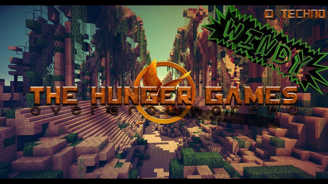смотреть майнкрафт голодные игры #9